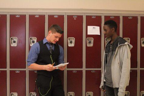 Baseem Saad interviews Cameron Berry.