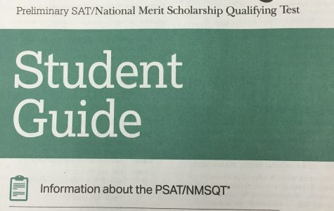 PSAT Arrives Wednesday