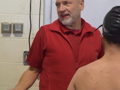 Swimmers Competitive Despite Missing Some Events