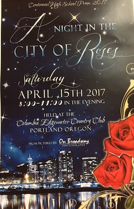 Prom Tickets Go on Sale April 3