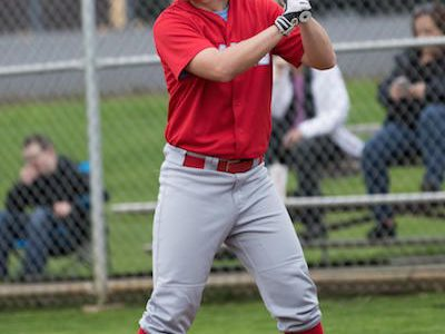 Fogle Returns, Leads Baseball Into Season