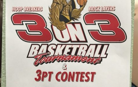 Wrestling Benefits from 3 X 3 Basketball Tournament