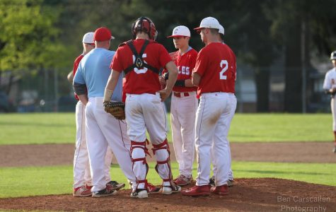 Baseball Finishes 3rd in League; Play At Tigard Monday
