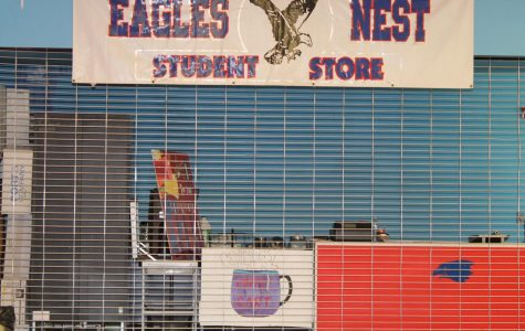 Nesbitt Takes Over Student Store; Changes Ahead