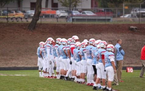 Football Finishes Disappointing Season; Looks Toward Next Year