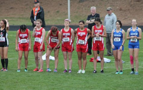 District Meet Wraps Up Cross Country Season