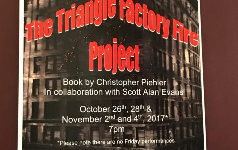 Don't Miss The Triangle Factory Fire Project!