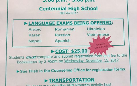 Slip Test Offers Credits For Language Proficiency