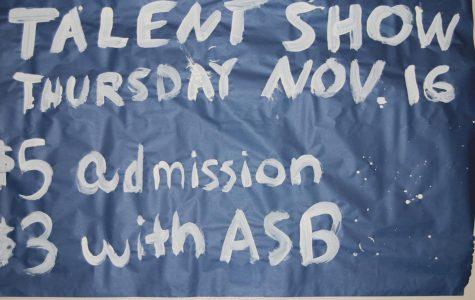 Students Show Various Talents Thursday