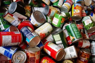 Canned Food Drive Strives For 10,000 Pounds