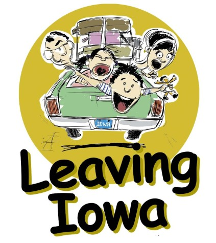 "The show must go on even as Illness forces Alleger to ""Leav(ing) Iowa"""