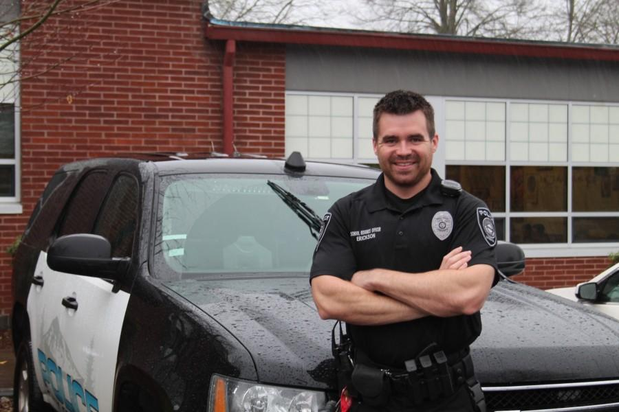 Officer Mike Erickson