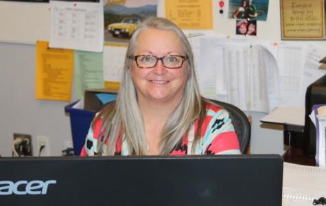 Athletic Secretary Stephanie Core