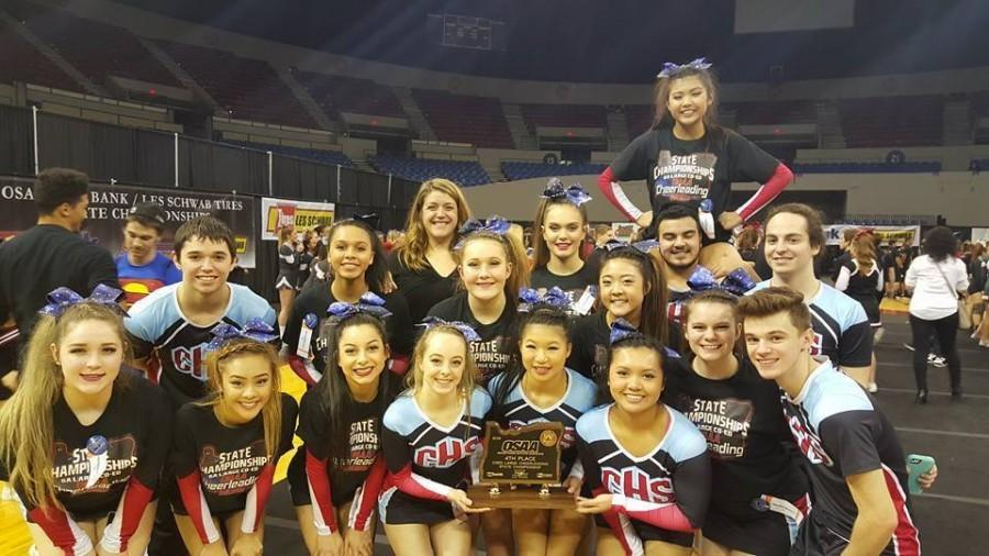 Centennial+High+School+Varsity+Cheer+Team