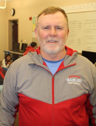 Head Coach Steve Baker