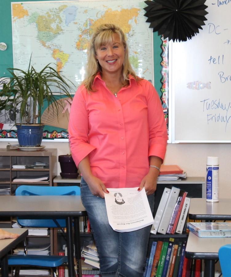 Mrs. Poirer