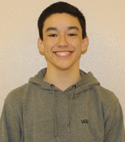 """Having more ways of publicizing information about our school events and announcements is a goal of mine to accomplish, and as well as incorporating my creativity and ideas from my peers."" -Jason Tran"