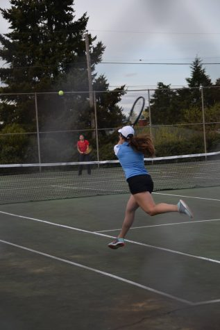 Girls Tennis Ends With Lots of Improvement