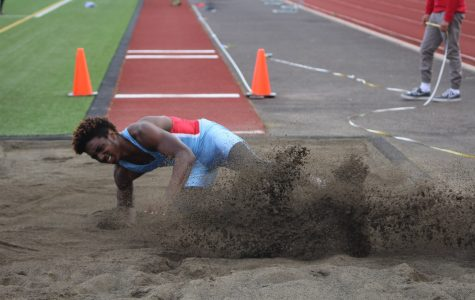 Track and Field Has Tremendous Season
