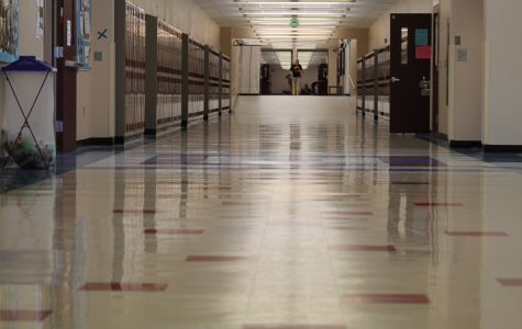 Administrators have developed a 10/10 plan to keep the hallways clear.