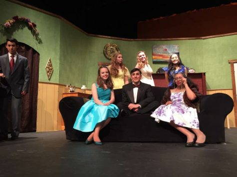 The next showing of the Nit Wits is tonight at 7pm.