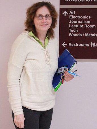 Laura Berry, Special Education Assistant - 1978 Graduate.