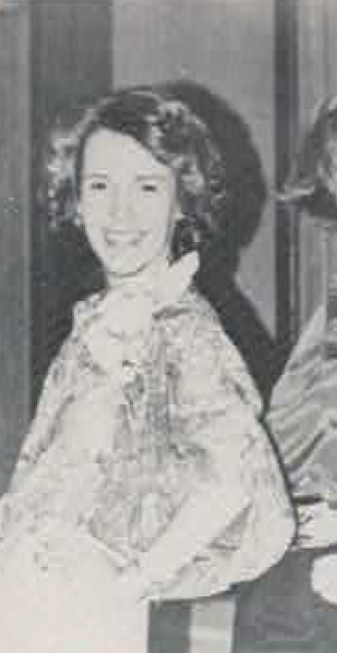 Anne Ellett from the 1979 yearbook.