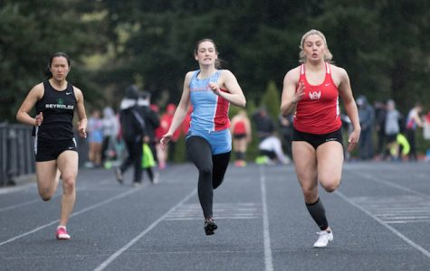 Track Starts Fast; A Dozen Athletes Ranked Top 10