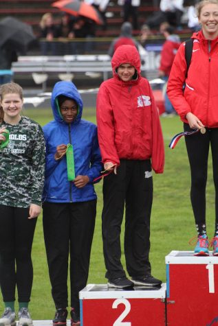 Mchone Shines Among State's Best