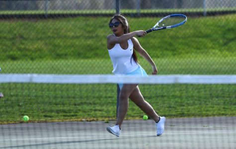 Girls Tennis Serves A Whole New Roster