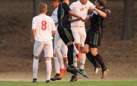 Boys Soccer Beats Barlow 4-0 On Senior Night