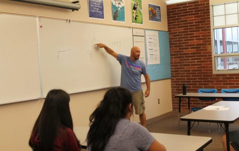 Schneider Moves To Full-Time Classroom Instruction