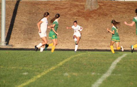 Girls Soccer Defeats Putnam 2-1 in Thriller Monday Night