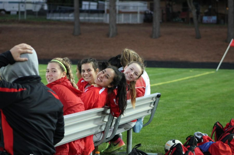 Girls Soccer Wins Play-In, Off To Playoffs at Sunset