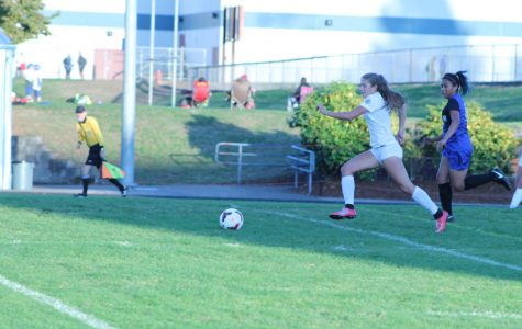 Girls Soccer Defeats Second-Ranked Barlow 3-1 Last Night