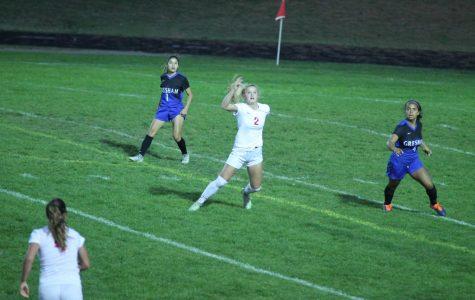 Girls Soccer Season Ends At Sunset Saturday Night