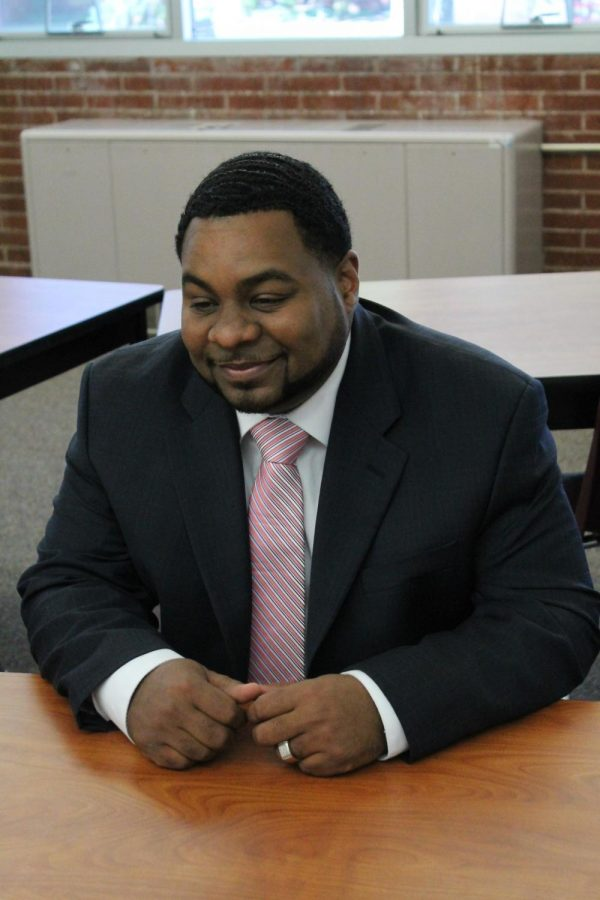 Superintendent Dr. Paul Coakley.