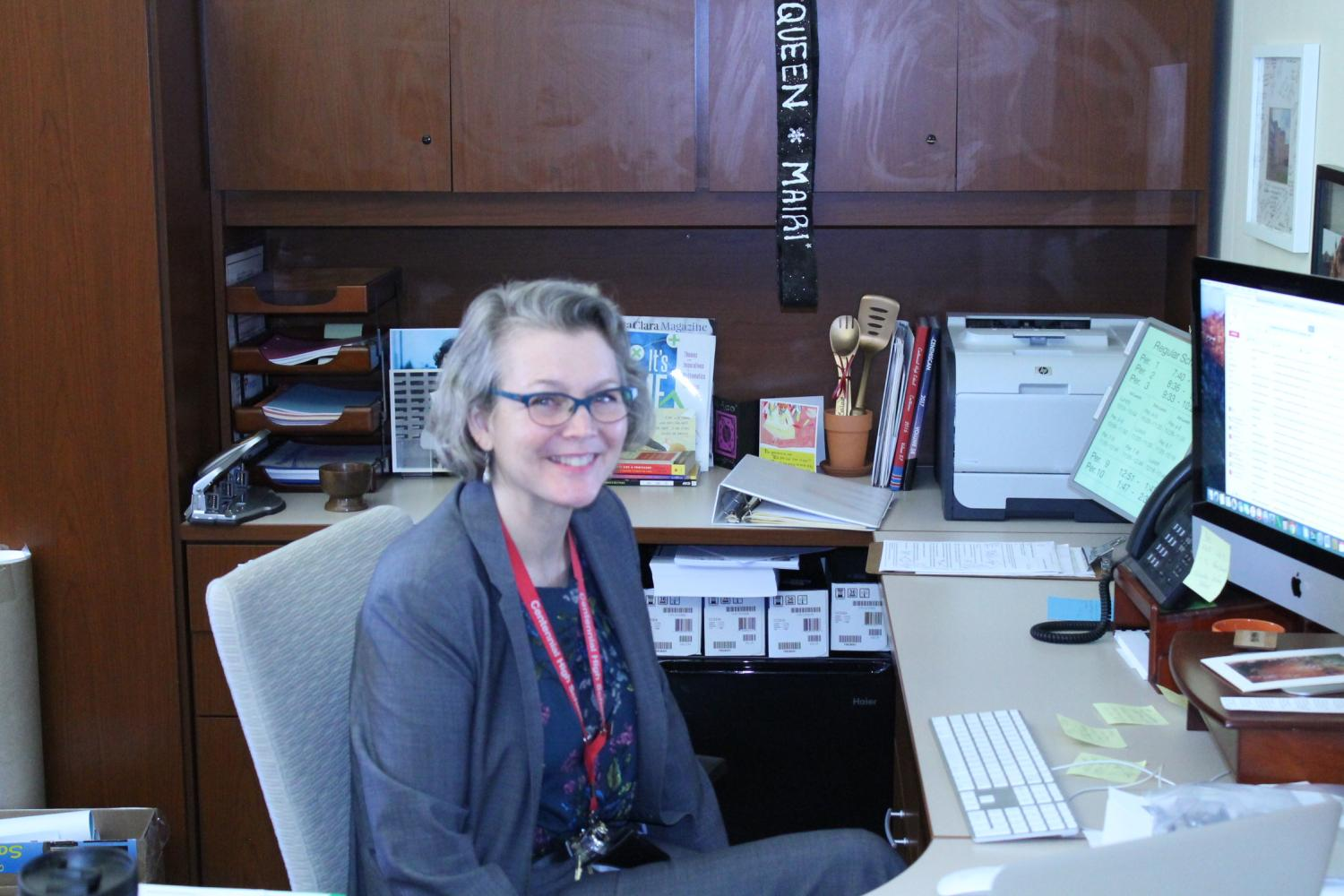 Principal Discusses Online Learning
