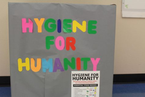 Hygiene for Humanity box