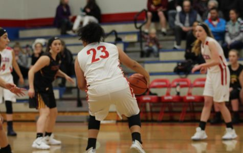 Girls Climb To 2-2 In Early League Play