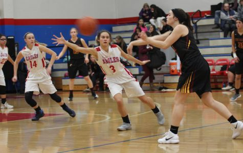 Girl's Basketball Gearing Up For Stretch Run
