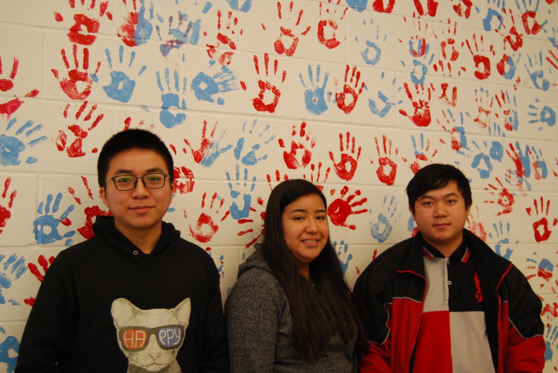Lisette Gonzales Jinenez, Hung Tuan, Haoyuan Xiao, and Roman Zavgorodniy (Not pictured).