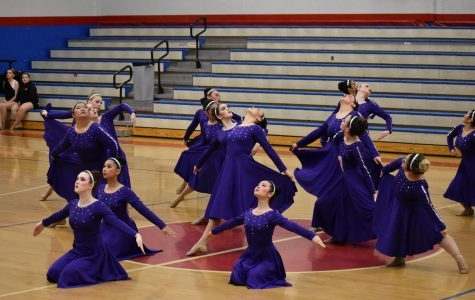 Metro Dance Competition Dazzles Up CHS