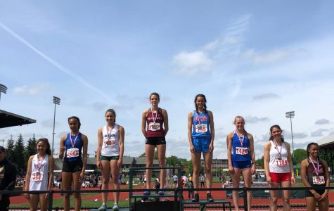 Track Ends With State Meet