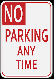 Admin Restricts Parking Near Metal Shop Area