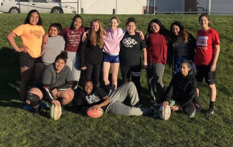 Rugby Earns Trophy With First Win