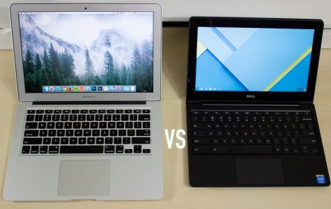 Chromebooks Or Macs; District Faces Dillema