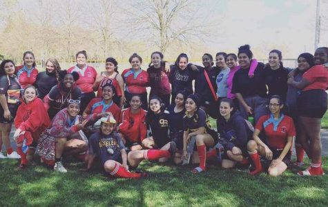 Milana's Perspective on Girls Rugby; Play At Reynolds Tomorrow