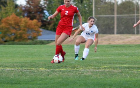 Girls Soccer Ties Silverton Monday