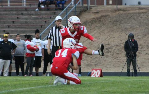 3-1 Football Heads To 3-1 McMinnville Friday